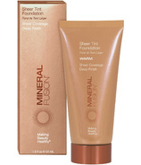 Mineral Fusion Sheer Tint Foundation Warm