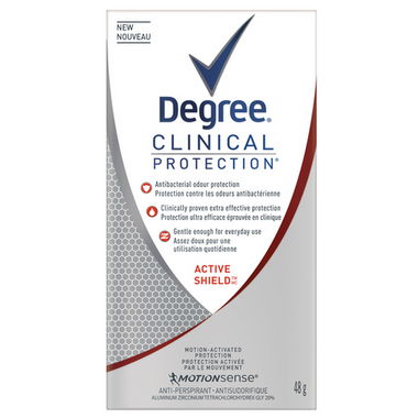 Degree Women Clinical Active Shield Antiperspirant Stick