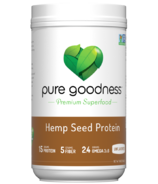 Pure Goodness Hemp Seed Protein Natural