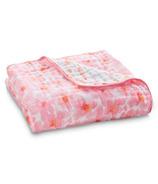 aden + anais Classic Dream Blanket Petal Blooms Flowers