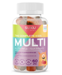 SUKU Vitamins The Complete Kids Multi + Fibre