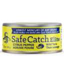 Safe Catch Elite Wild Tuna Citrus Pepper