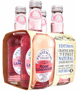 Fentimans Botanically Brewed Traditional Rose Lemonade