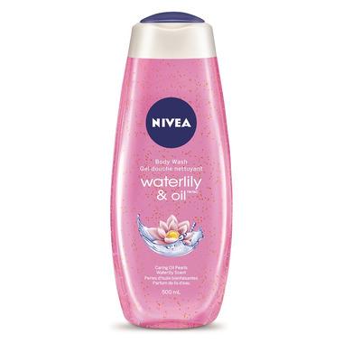 Nivea Water Lily & Oil Body Wash