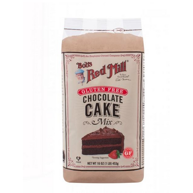 Bob\'s Red Mill Gluten Free Chocolate Cake Mix