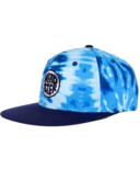 Headster Kids Tie Dye Blue Cap