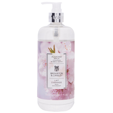 Brompton & Langley Almond Milk Foaming Body Wash