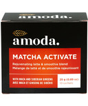 Amoda Matcha Activate Rejuvinating Latte & Smoothie Blend