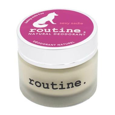 Routine Baking Soda Free De-Odor-Cream Natural Deodorant Sexy Sadie