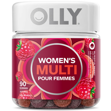 OLLY Women\'s Multi Blissful Berry