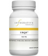 Integrative Therapeutics UBQH Ubiquinol 100mg