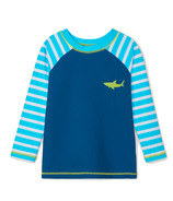 Hatley Great White Shark Long Sleeve Rashguard