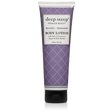 Deep Steep Classic Body Lotion Lavender Chamomile
