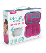 Bentgo Kids Chill Lunch Box Fuchsia & Teal