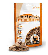 PureBites Freeze Dried Duck Dog Treats
