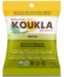 Koukla Delights Matcha Coconut Bites Mini Pack