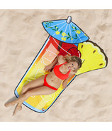 BigMouth Inc. Tropical Drink Beach Blanket