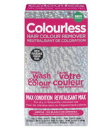 Colourless Hair Colour Remover Max Condition