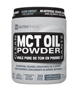 Nutraphase MCT Oil Powder Unflavoured