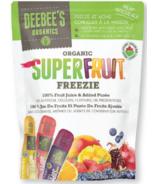 DeeBee's Organic Superfruit Freezies
