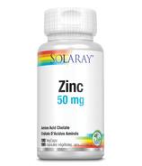 Solaray Zinc 50mg