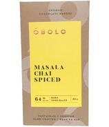 Obolo 64% Cacao Masala Chai Spiced