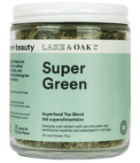 Lake & Oak Tea Co. Super Green Tea