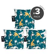 Colibri Large Snack Bag Bundle Safari
