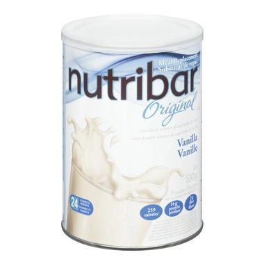 Nutribar Original Vanilla Shake Powder