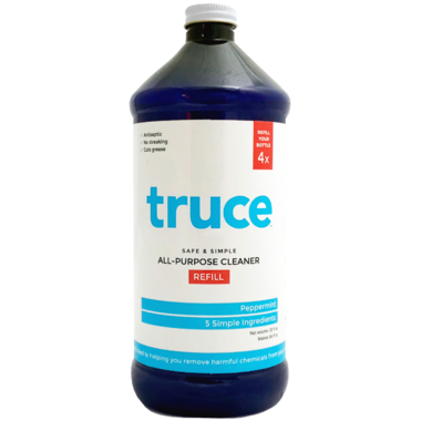 Truce All Purpose Cleaner Refills Peppermint