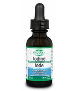 Organika Alcohol Free Iodine