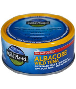 Wild Planet Wild Albacore Tuna Low Sodium