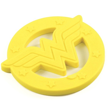 Bumkins DC Comics Silicone Teether Wonder Woman