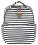 TWELVElittle On-The-Go Backpack Stripe Print