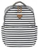 TWELVElittle On-The-Go Backpack Stripe Print