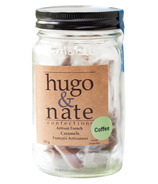 Hugo & Nate Confections Artisan French Caramels Coffee