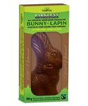 Barkley's Bunny Solid Dark Chocolate
