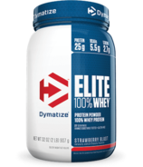 Dymatize Nutrition Elite Whey Protein Strawberry Blast