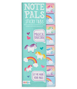 OOLY Note Pals Sticky Tabs Magical Unicorns