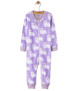 Hatley Footed Coverall Counting Sheep