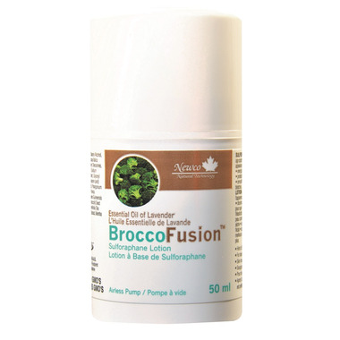Newco BroccoFusion Sulforaphane Lotion