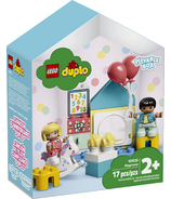 LEGO Duplo Town Playroom Building Toy