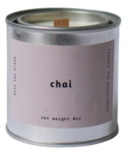 Mala The Brand Soy Candle Chai