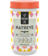 Natreve Vegan Protein Powder French Vanilla Wafer Sundae
