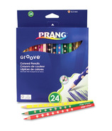 Prang Slim Coloured Pencils