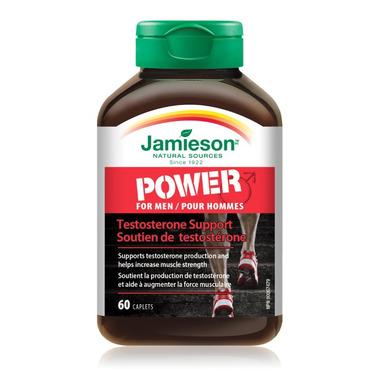 Jamieson PFM Testosterone Support