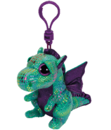 Ty Beanie Boos Cinder The Dragon