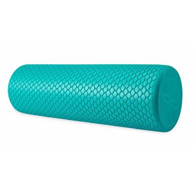 Gaiam Restore Compact Foam Roller 12 Blue