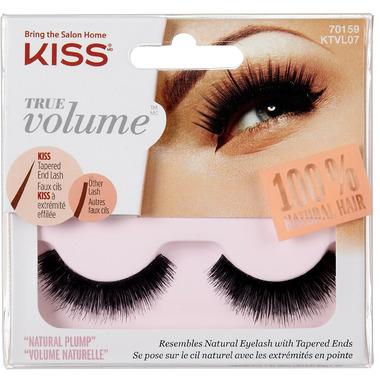 Kiss True Volume Fake Eyelashes Single Pack # 07