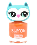Suyon Nail Polish Awesome Owlia Orange
